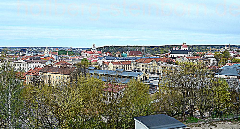 Vilnius,Hauptstadt Litauens