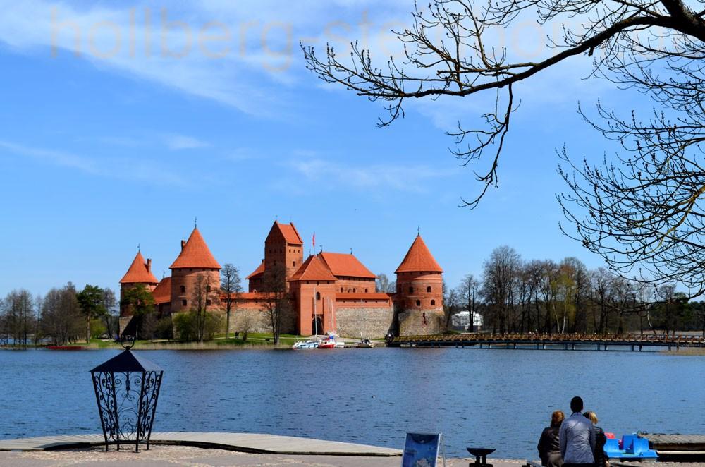 Trakai, mittelalterliche Residenz der litauischen Herzöge