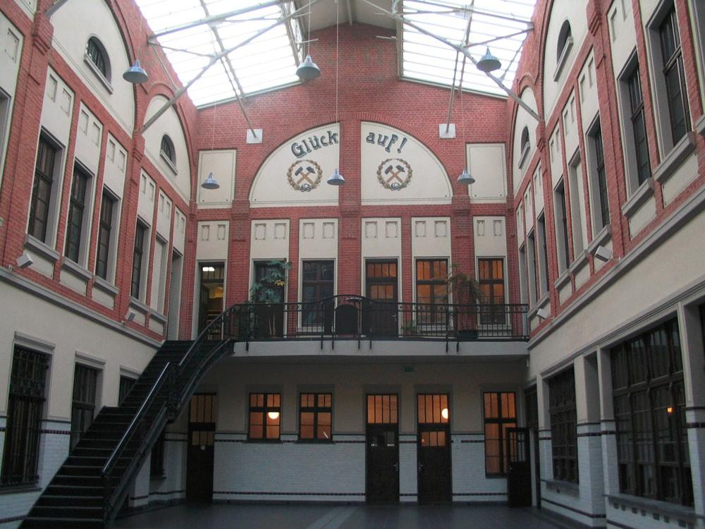 Lohnhalle Arenberg-Fortsetzung Bottrop