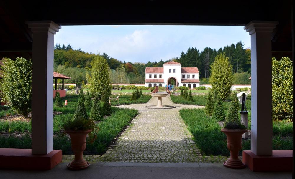 Archäologiepark Römische Villa Borg, Perl
